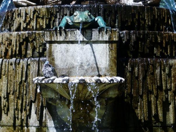 Fuente del sapo (Parque del Retiro, Madrid)