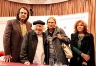 SGAE (con Ernesto Cardenal)