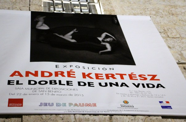 CARTEL EXPOSICIÓN ANDRÉ KERTÉSZ