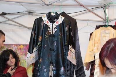 Stand de moda (Feria del Año Nuevo Chino)