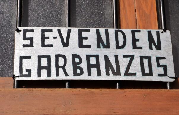 Venta de garbanzos (Toro, Zamora)