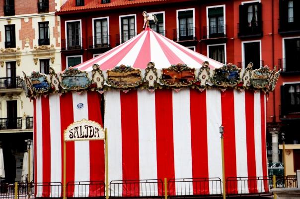El circo de la memoria (Valladolid)